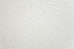 белизна текстуры кубика Стоковые Изображения RF