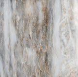 белизна текстуры предпосылки мраморная Стоковая Фотография RF