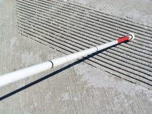 белизна тросточки Стоковое Изображение RF