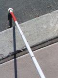 белизна тросточки Стоковые Изображения RF