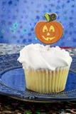 белизна фонарика o jack пирожня верхняя Стоковая Фотография