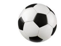 белизна футбола шарика Стоковое Изображение
