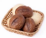 белизна хлеба предпосылки свежая стоковые изображения
