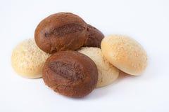 белизна хлеба предпосылки свежая стоковая фотография rf