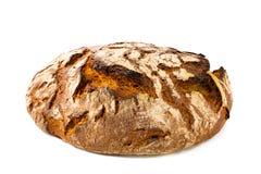 белизна хлебца предпосылки изолированная хлебом Стоковые Изображения RF