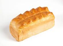белизна хлебца хлеба Стоковое фото RF