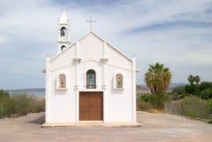 белизна церков малая Стоковая Фотография RF