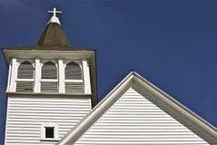 белизна церков Стоковое Фото