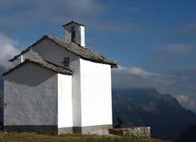 белизна церков стоковое изображение