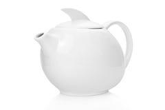 белизна чая бака Стоковое Изображение RF