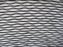 белизна черного крупного плана материальная Стоковое Изображение RF