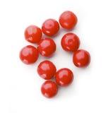 белизна шариков красная Стоковая Фотография