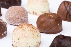 белизна шоколада стоковые фотографии rf