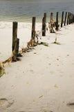 белизна Шотландии пляжа morar песочная стоковое фото rf