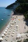 белизна 3 пляжей Стоковое Изображение RF