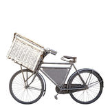 белизна bike Стоковое Изображение RF