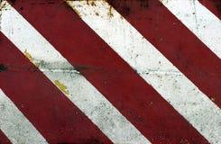 белизна grunge красная Стоковое Фото