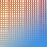 белизна redpurple решетки померанцовая Стоковые Фото