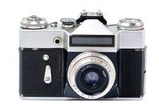 белизна slr пленки камеры предпосылки старая Стоковое Изображение