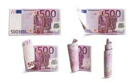 белизна w предметов предпосылки изолированная долларами стоковое изображение