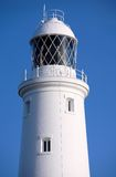 белизна weymouth portland маяка dorse главная близкая красная Стоковое Изображение RF