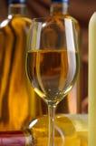 белое вино Стоковое Изображение RF