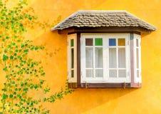 Белое окно Стоковые Изображения RF