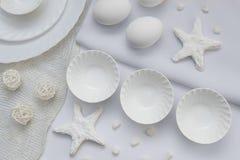 Белое пиршество Стоковое фото RF