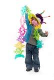 белокурый мальчик немногая Стоковые Фото