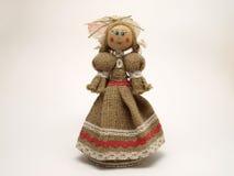 белорусская кукла Стоковые Изображения