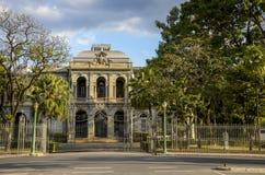 БЕЛУ-ОРИЗОНТИ, БРАЗИЛИЯ Дворец свободы Стоковые Фото