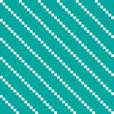 Белые вертикальные шарики на зеленой геометрии предпосылки бесплатная иллюстрация
