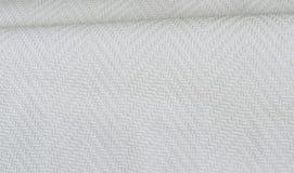 Белые обои, часть, взгляд сверху текстура и чертеж стоковые изображения rf
