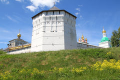 Белые стены Стоковое фото RF