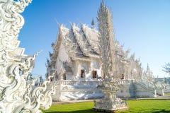 Белый висок Chiang Rai Стоковая Фотография RF