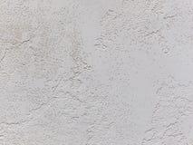 Белый декоративный гипсолит текстура Предпосылка Grunge Стоковая Фотография