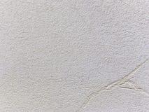 Белый декоративный гипсолит текстура Предпосылка Grunge Стоковые Изображения