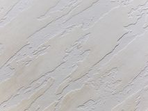 Белый декоративный гипсолит текстура Предпосылка Grunge Стоковые Фото