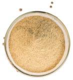 Белый перец изолированный на белой предпосылке Стоковое Изображение