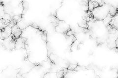 Белый текстурированный мрамор Стоковая Фотография