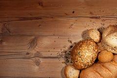 Белый хлеб Стоковая Фотография RF