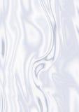 Белый шелк Стоковое Изображение