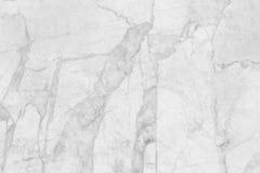 Белым сделанная по образцу мрамором предпосылка текстуры Предпосылка искусства природы Стоковые Фото