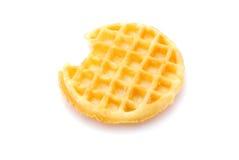 бельгийский waffle Стоковое фото RF