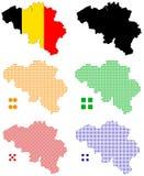 Бельгия Стоковое Изображение RF