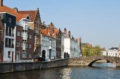 Бельгия brugge Стоковое Фото