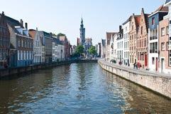 Бельгия brugge Стоковое Изображение RF