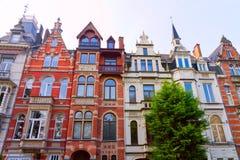 Бельгия brussels Стоковое Изображение