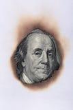 Бенжамин Франклин Стоковое Изображение RF