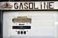бензиновая колонка Стоковые Фотографии RF